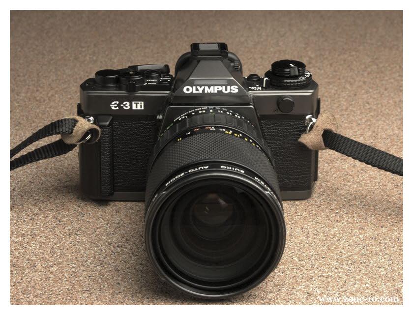 New Full-Frame Olympus E-3Ti - Zone-10 - Beyond the Light