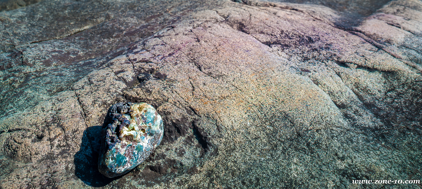 Colorful Rock
